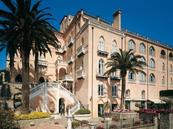 Palazzo Avino Hotel View