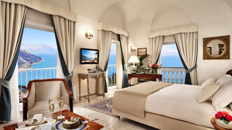 Palazzo Avino Immenso Suite Sea View