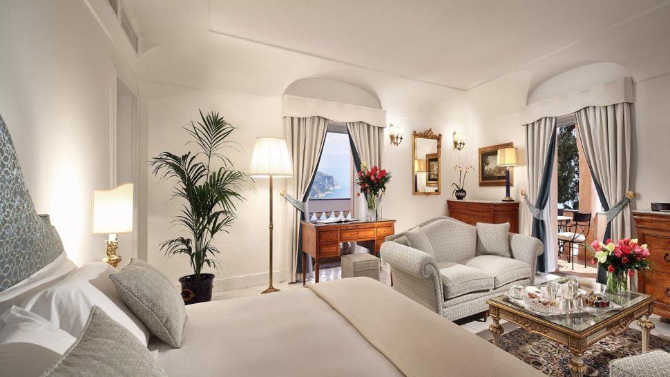 Palazzo Avino Infinito Suite Sea View and Terrace