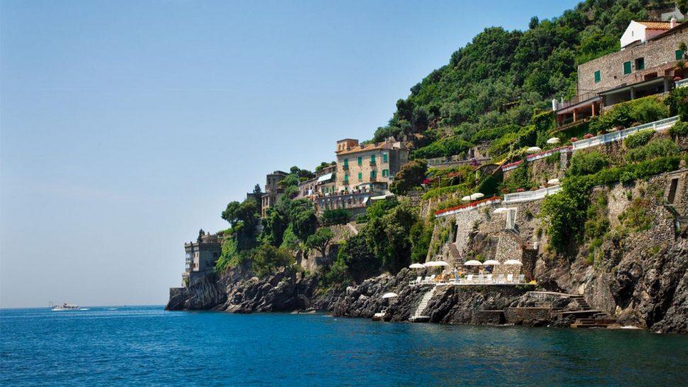 Palazzo Avino Sea View