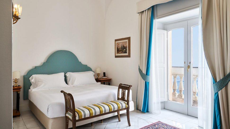 Palazzo Avino Superior Double Room Mountain Side