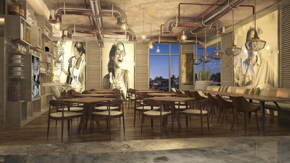 Paramount Dubai Hotel Artisan cafe and bakery