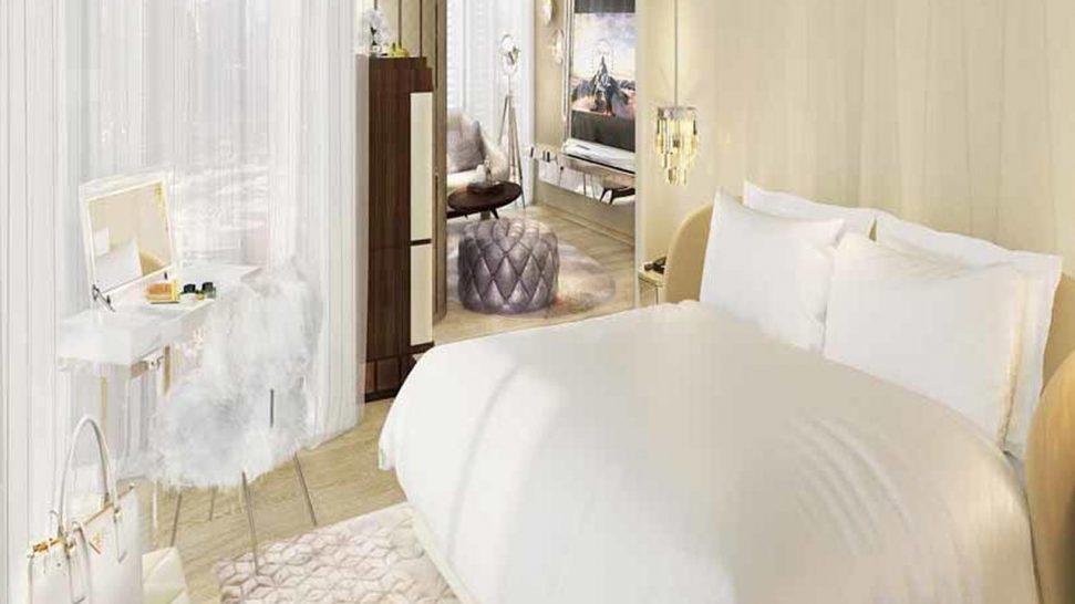 Paramount Dubai Hotel Carole Lombard Suite
