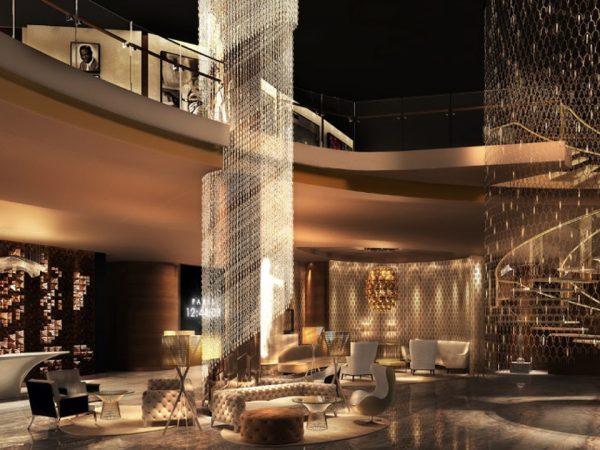Paramount Dubai Hotel Chill (Residences Pool Bar)