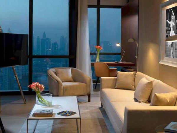Paramount Dubai Hotel Premiere Suite