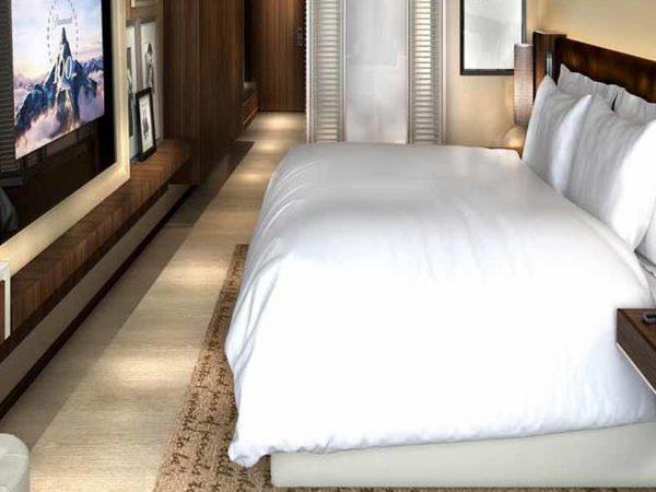 Paramount Dubai Hotel Scene Room