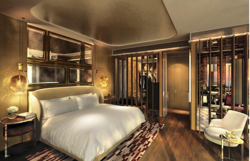 Paramount Hotel Dubai Godfather Suite