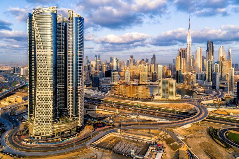 Paramount Hotel Dubai Overview