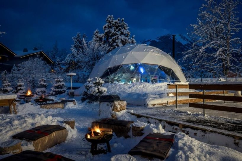 Park Gstaad Ice Dome