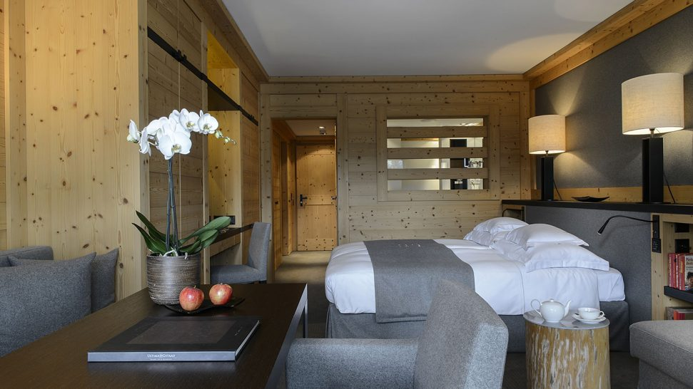 Park Gstaad Room