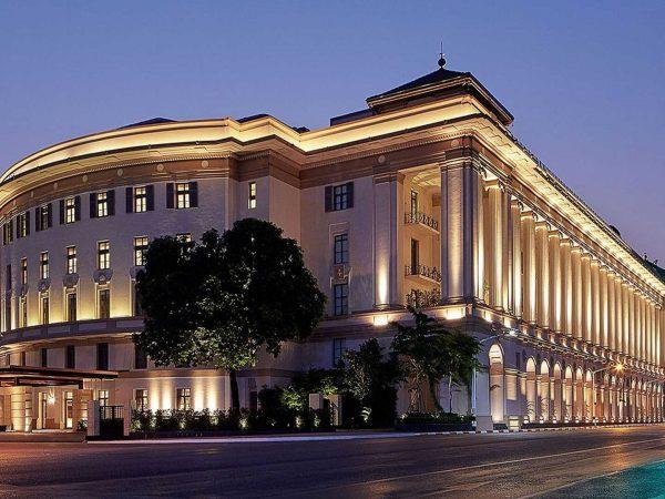 Rosewood Yangon Hotel View