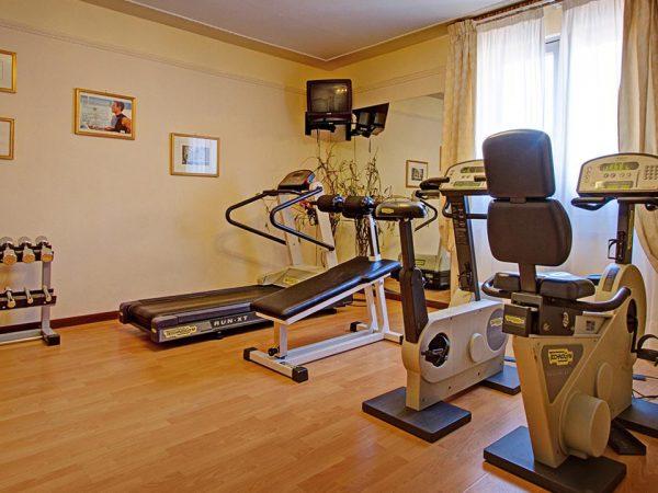 San Domenico Palace Hotel Gym