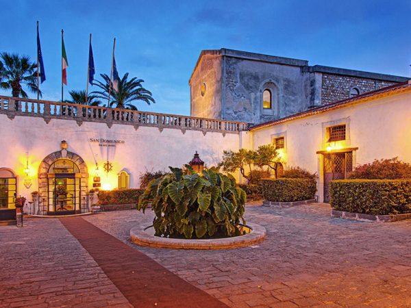 San Domenico Palace Hotel Hotel