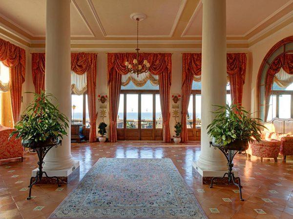 San Domenico Palace Hotel Interior