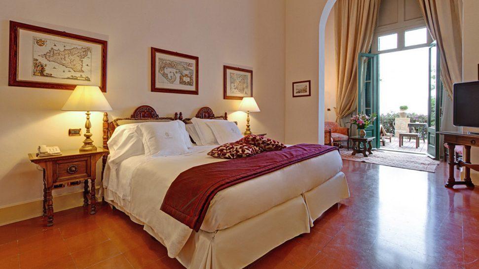 San Domenico Palace Hotel Junior Suite