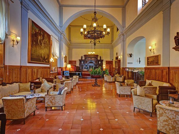 San Domenico Palace Hotel Restaurants