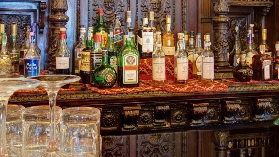 San Domenico Palace Hotel The Cloister Lounge Bar