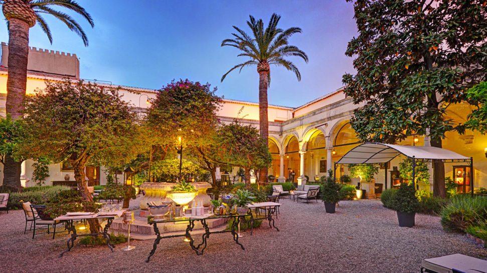 San Domenico Palace Hotel The Oratorio dei Frati Grand Bar