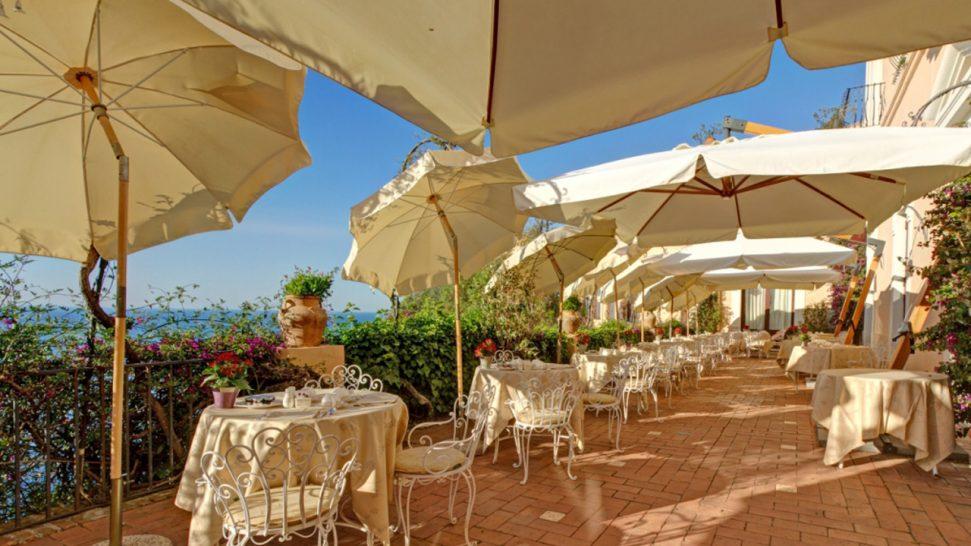 San Domenico Palace Hotel The Pool Bar