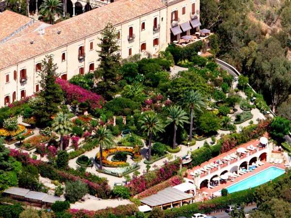 San Domenico Palace Hotel Top View