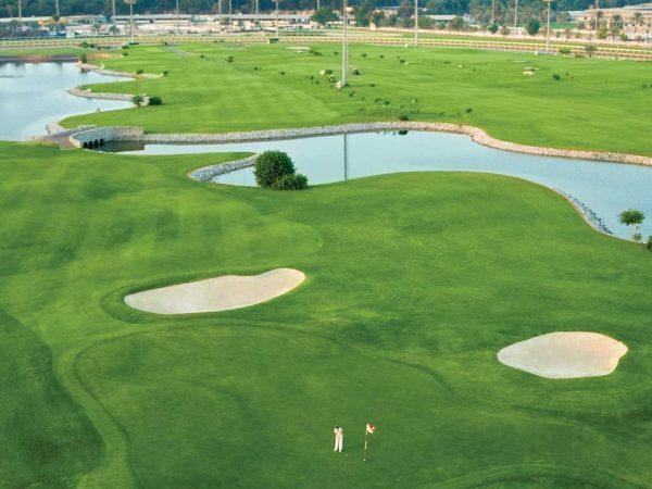 The Abu Dhabi Editions City Golf Club