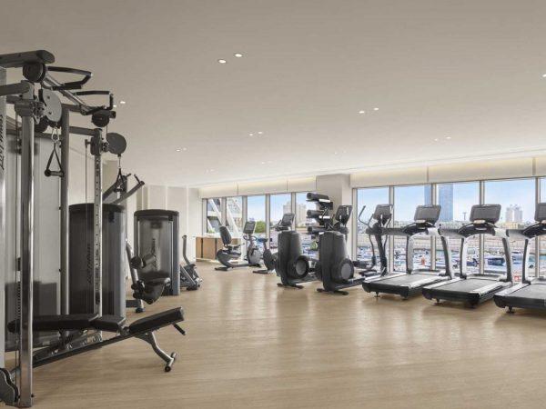 The Abu Dhabi Editions Gym