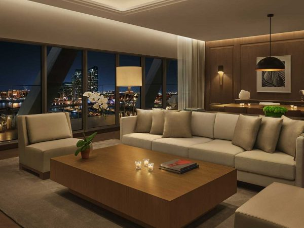 The Abu Dhabi Editions Royal Penthouse