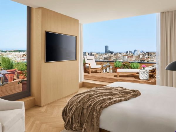 The Barcelona Edition Barcelona Penthouse Suite