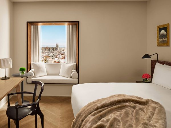 The Barcelona Edition Guest Room