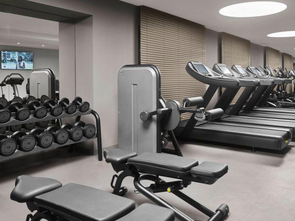 The Barcelona Edition Gym