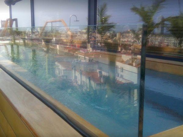 The Barcelona Edition Pool