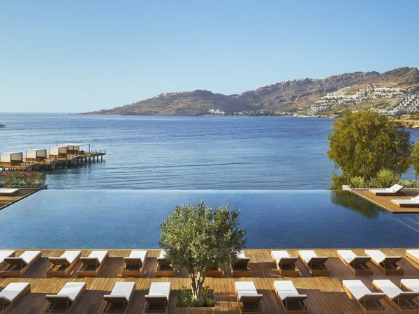 The Bodrum EDITION Beach Club