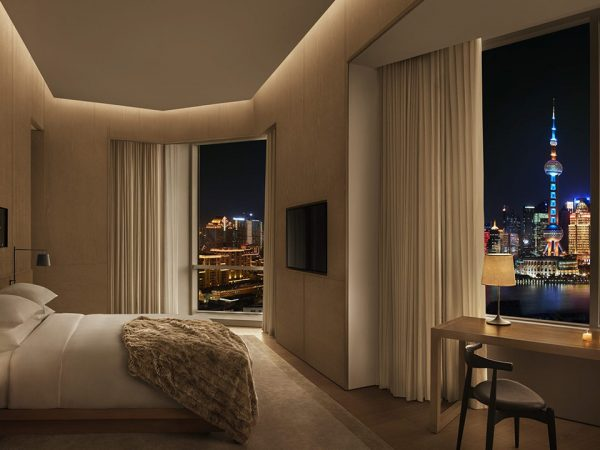 The Shanghai EDITION Bund View Suite