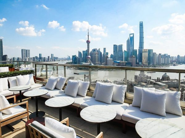 The Shanghai EDITION Sky Afternoon Tea