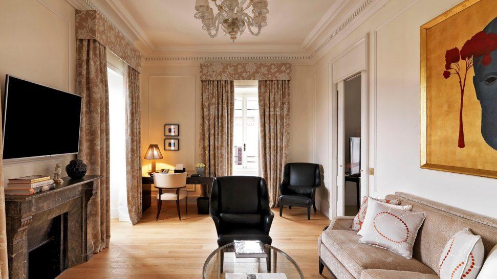 The St. Regis Rome Astor Suite Suite, 1 King