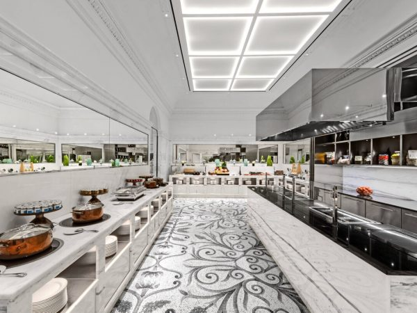 The St. Regis Rome Breakfast Room