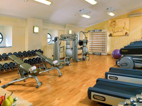 The St. Regis Rome Gym