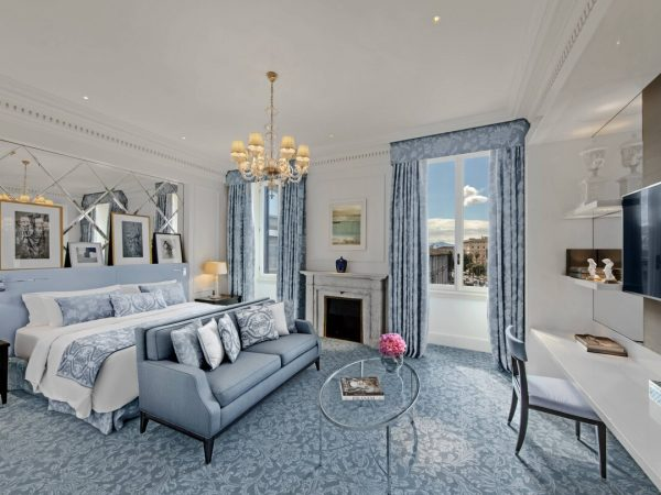 The St. Regis Rome Imperial Double King Larger Guest room, 1 King