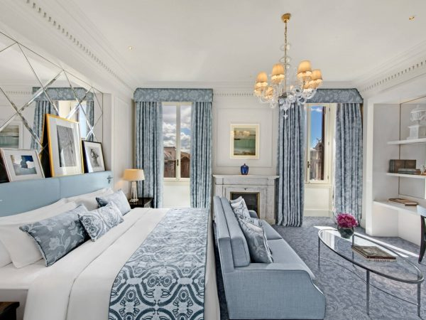 The St. Regis Rome Imperial Double Twin Guest room, 2 Twin Single Bed