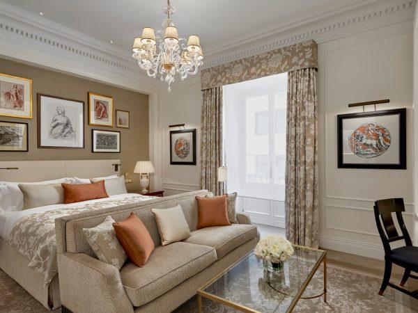 The St. Regis Rome St. Regis Suite Junior Suite, 1 King