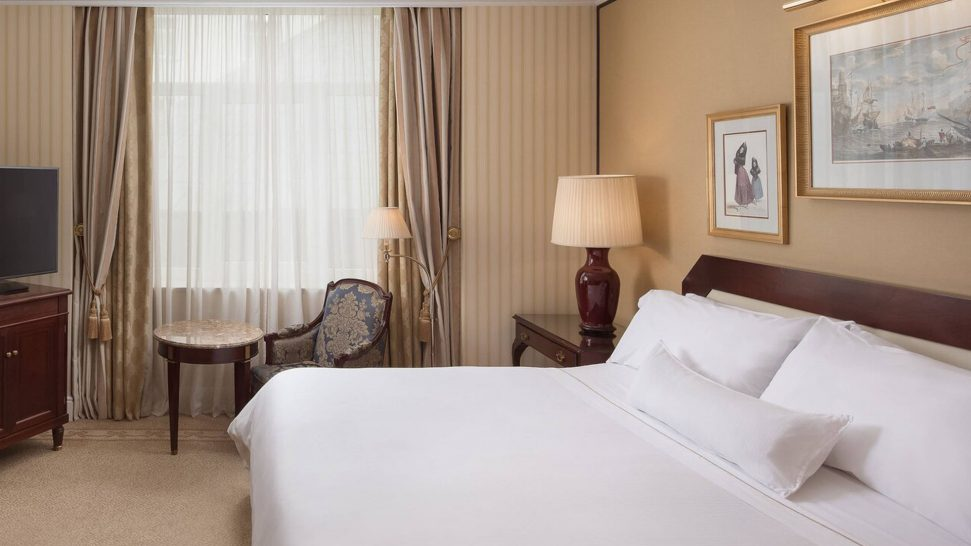 The Westin Palace, Madrid Deluxe Room