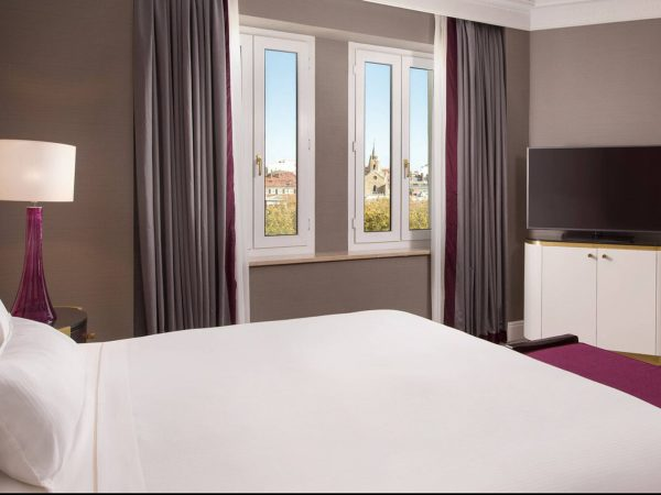 The Westin Palace, Madrid Executive Suite With Views