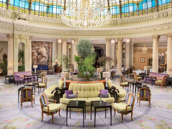 The Westin Palace Madrid The Rotunda