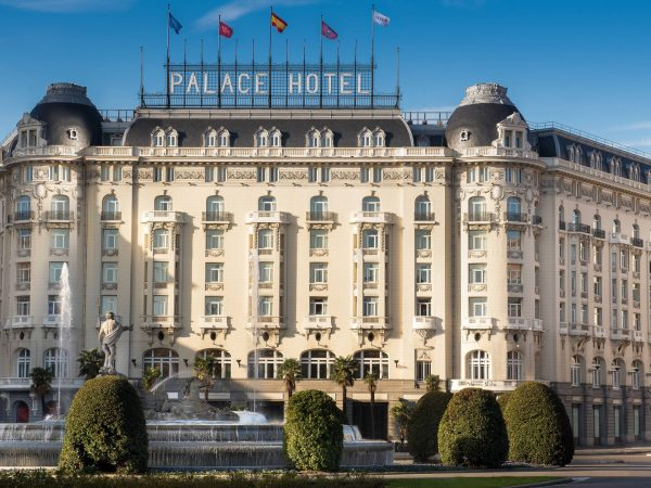 The Westin Palace Madrid View