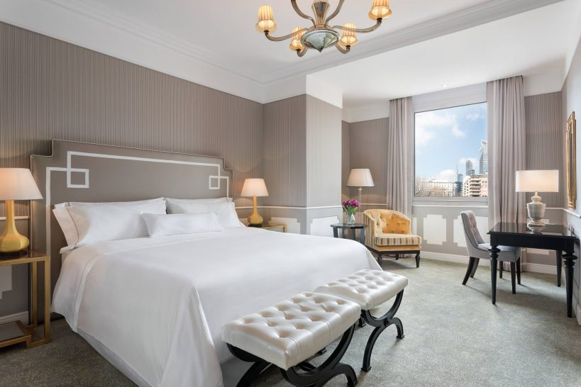 The Westin Palace, Milan Contemporary Guest room, 1 King