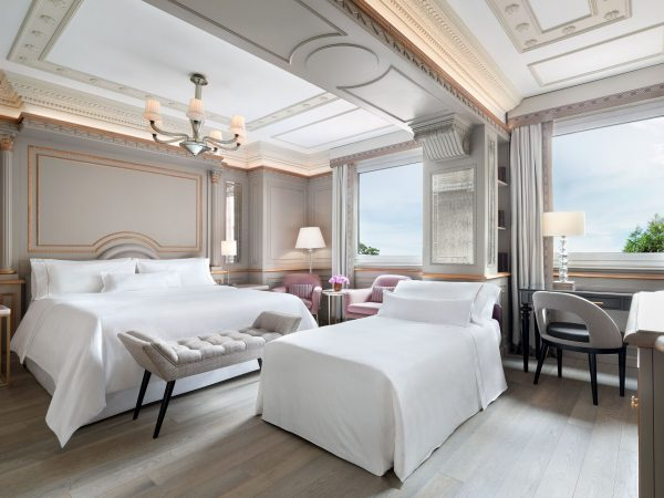 The Westin Palace, Milan Grand Deluxe Guest room, 1 King, No view