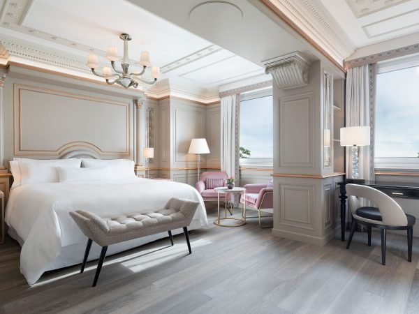 The Westin Palace, Milan Grand Deluxe Imperial Larger Guest room, 1 King