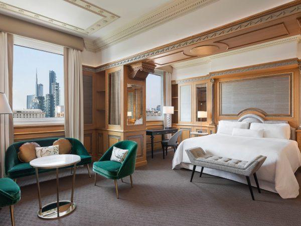 The Westin Palace, Milan Junior Suite 1 Bedroom Junior Suite, 1 King, City view