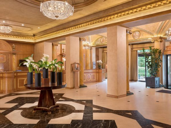 The Westin Palace, Milan Lobby