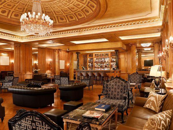 The Westin Palace, Milan The Lounge Bar
